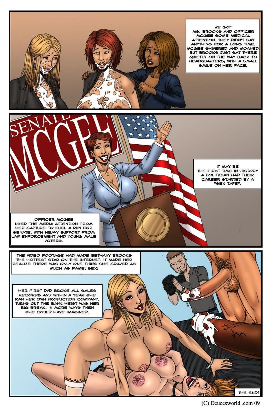 Breaking News 2 Sex Comic