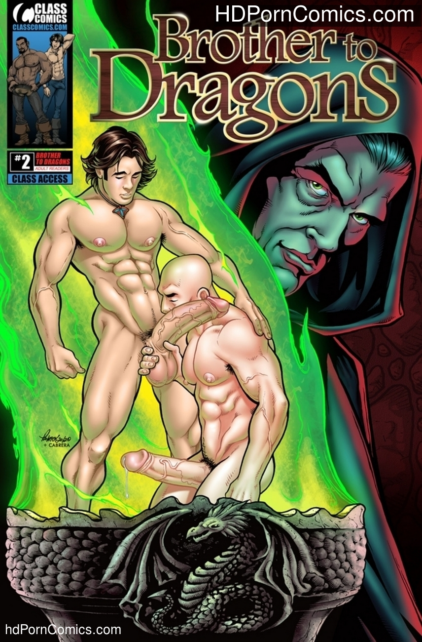 Brothers To Dragons 2 Sex Comic
