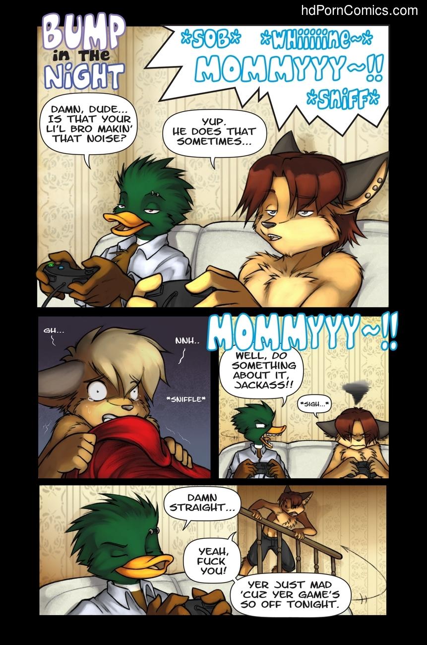Bump In The Night 2 free sex comic