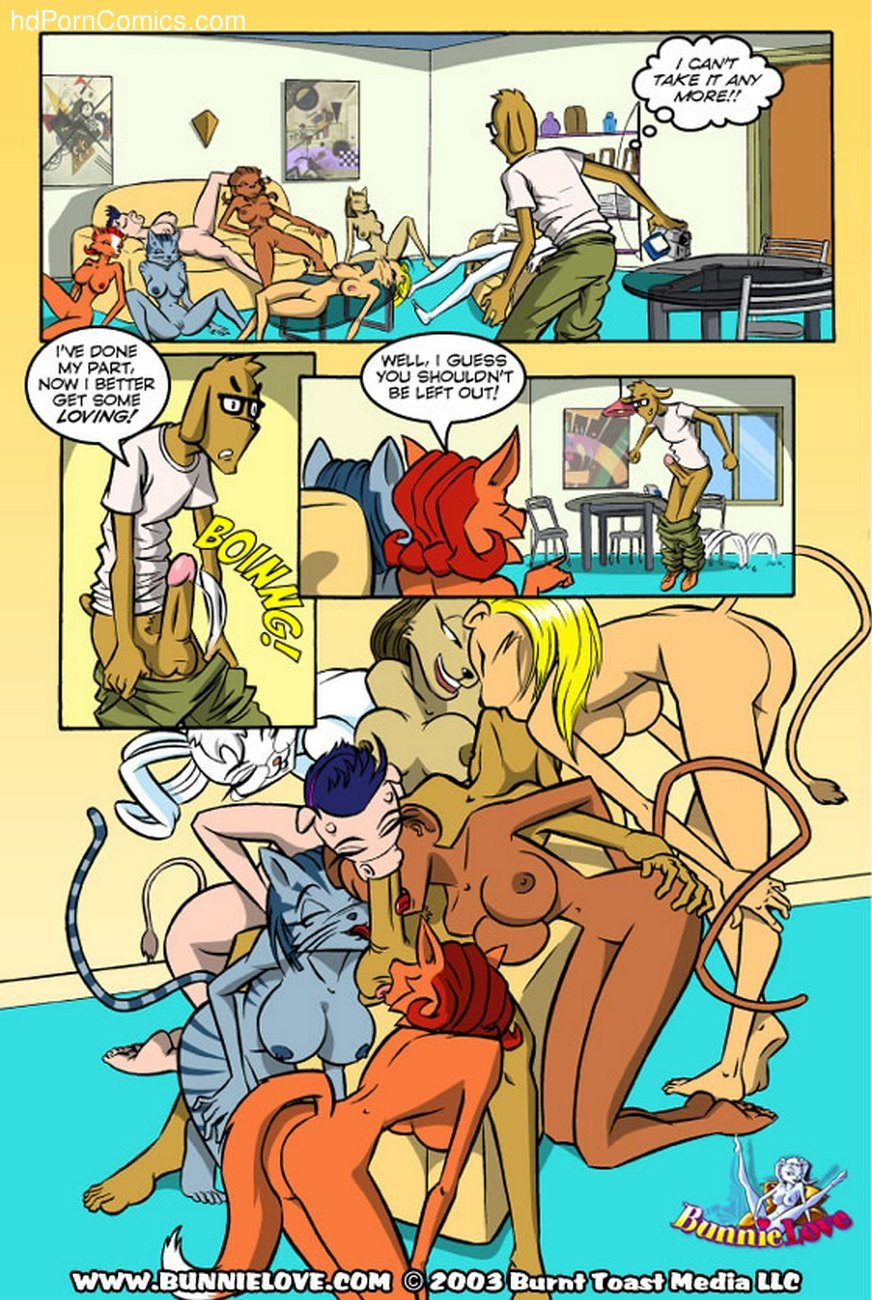 Bunnie Love 2 12 free sex comic