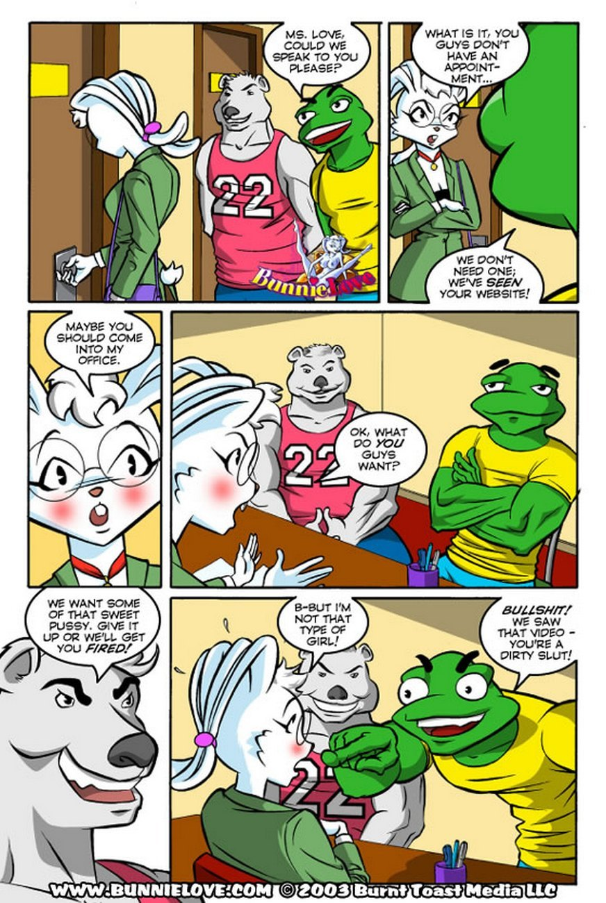 Bunnie Love 2 16 free sex comic