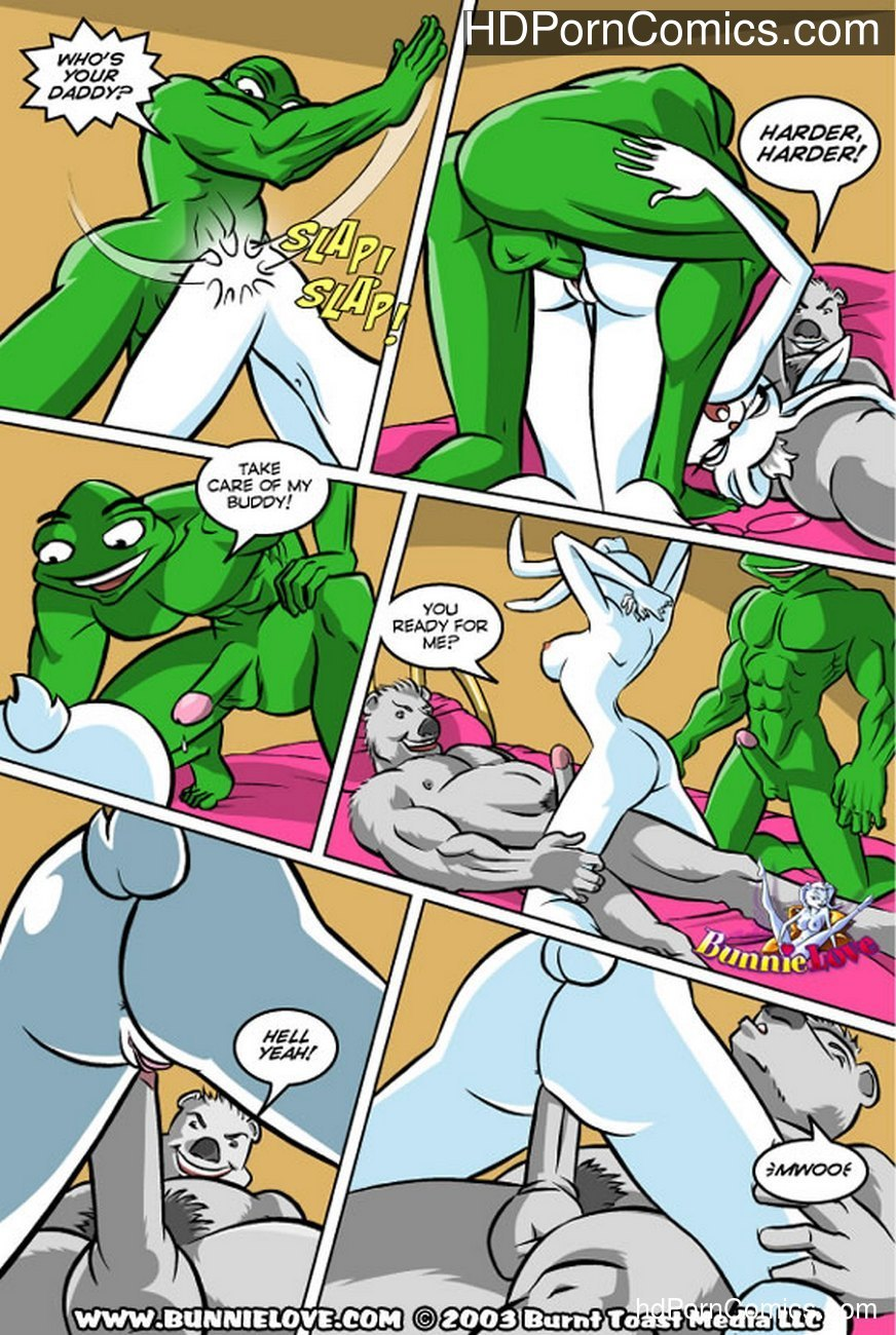 Bunnie Love 2 21 free sex comic