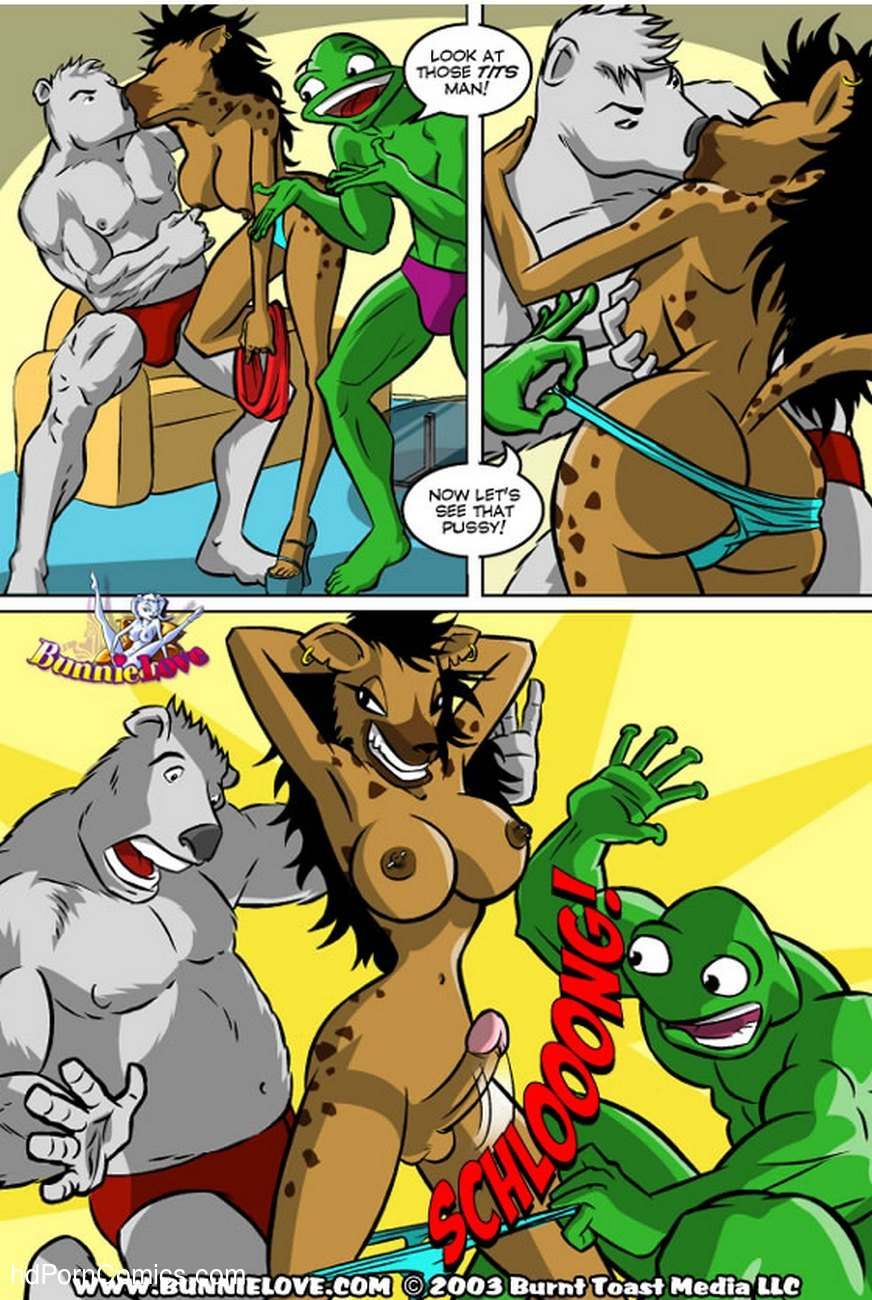 Bunnie Love 2 30 free sex comic
