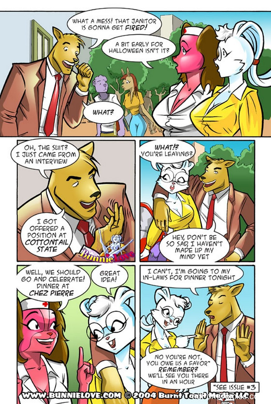 Bunnie Love 4 12 free sex comic