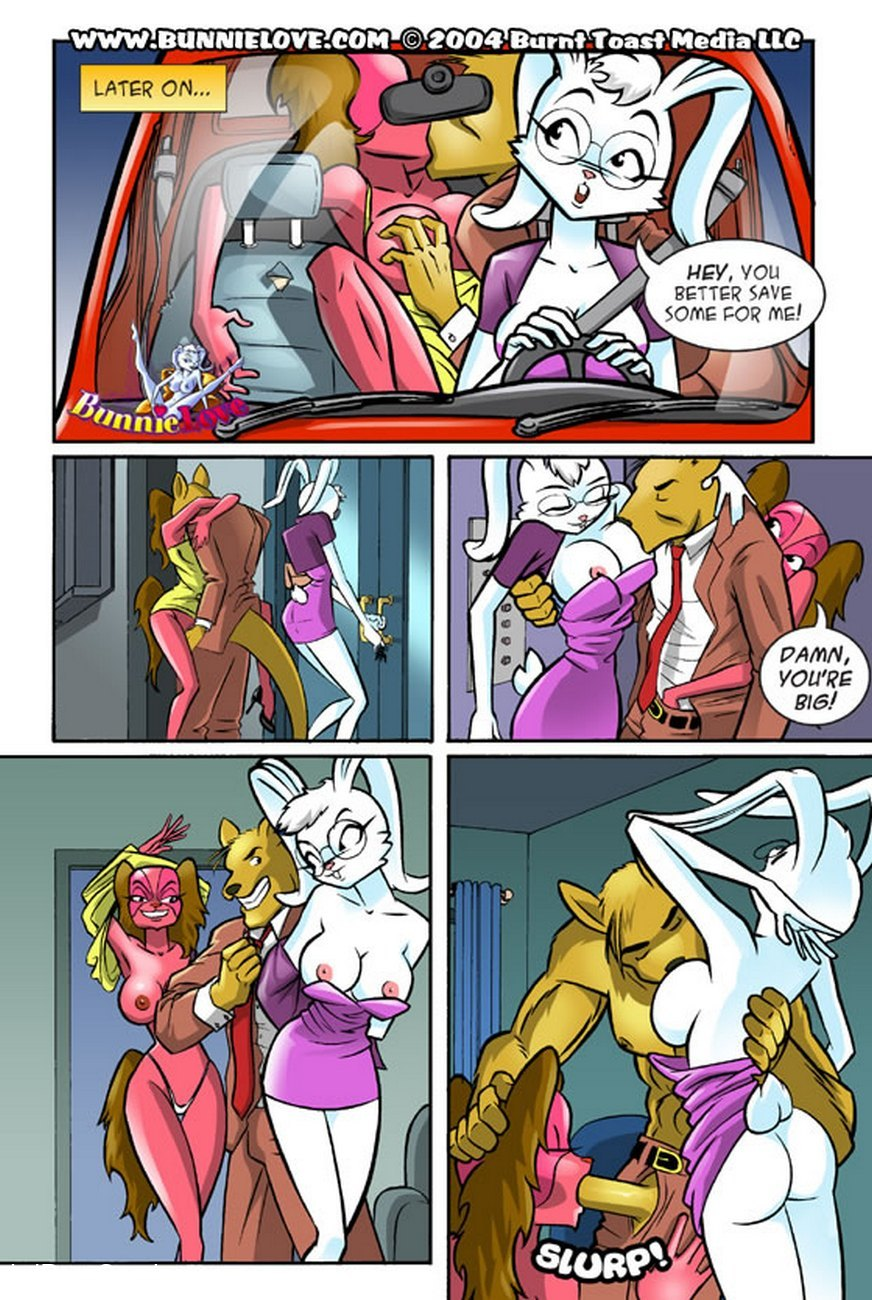 Bunnie Love 4 14 free sex comic
