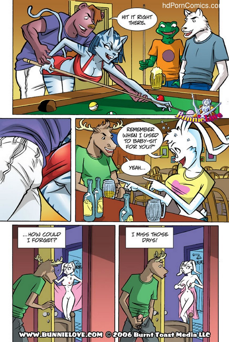 Bunnie Love 6 20 free sex comic
