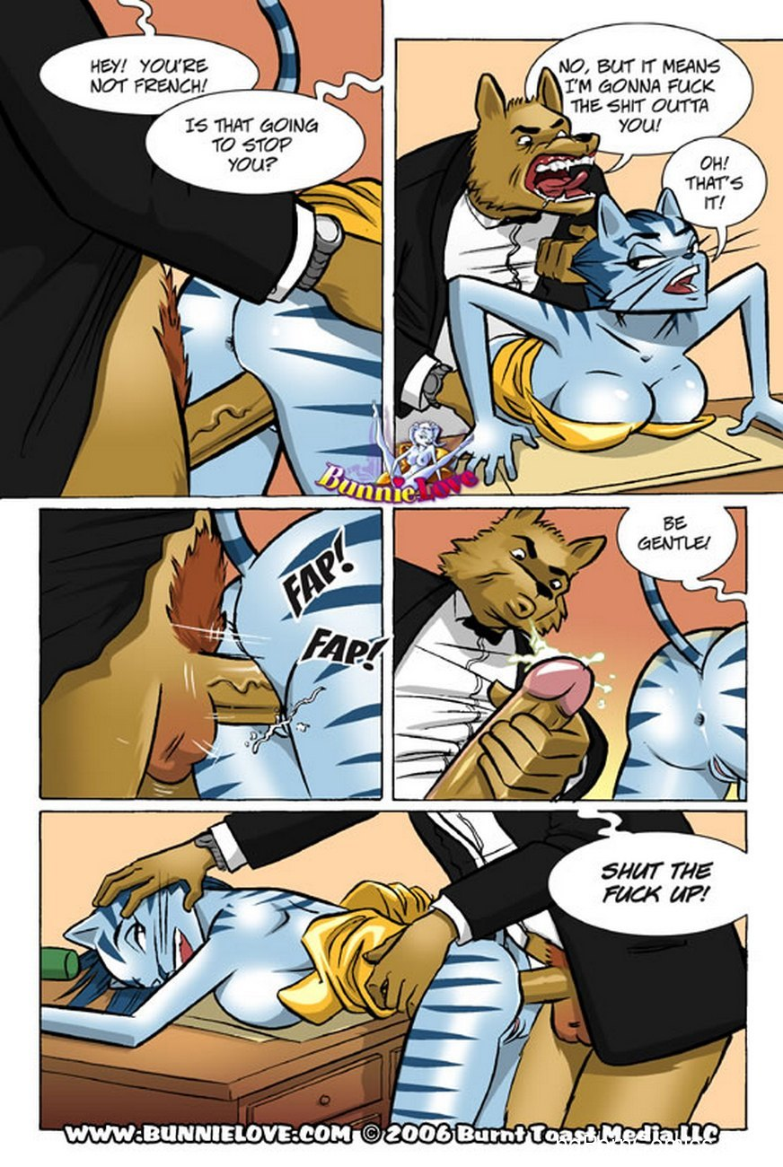 Bunnie Love 6 30 free sex comic
