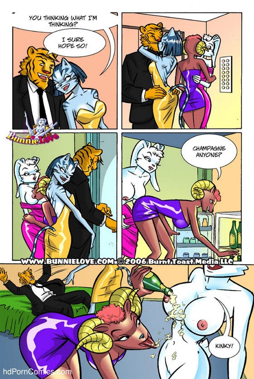 Bunnie Love 6 35 free sex comic