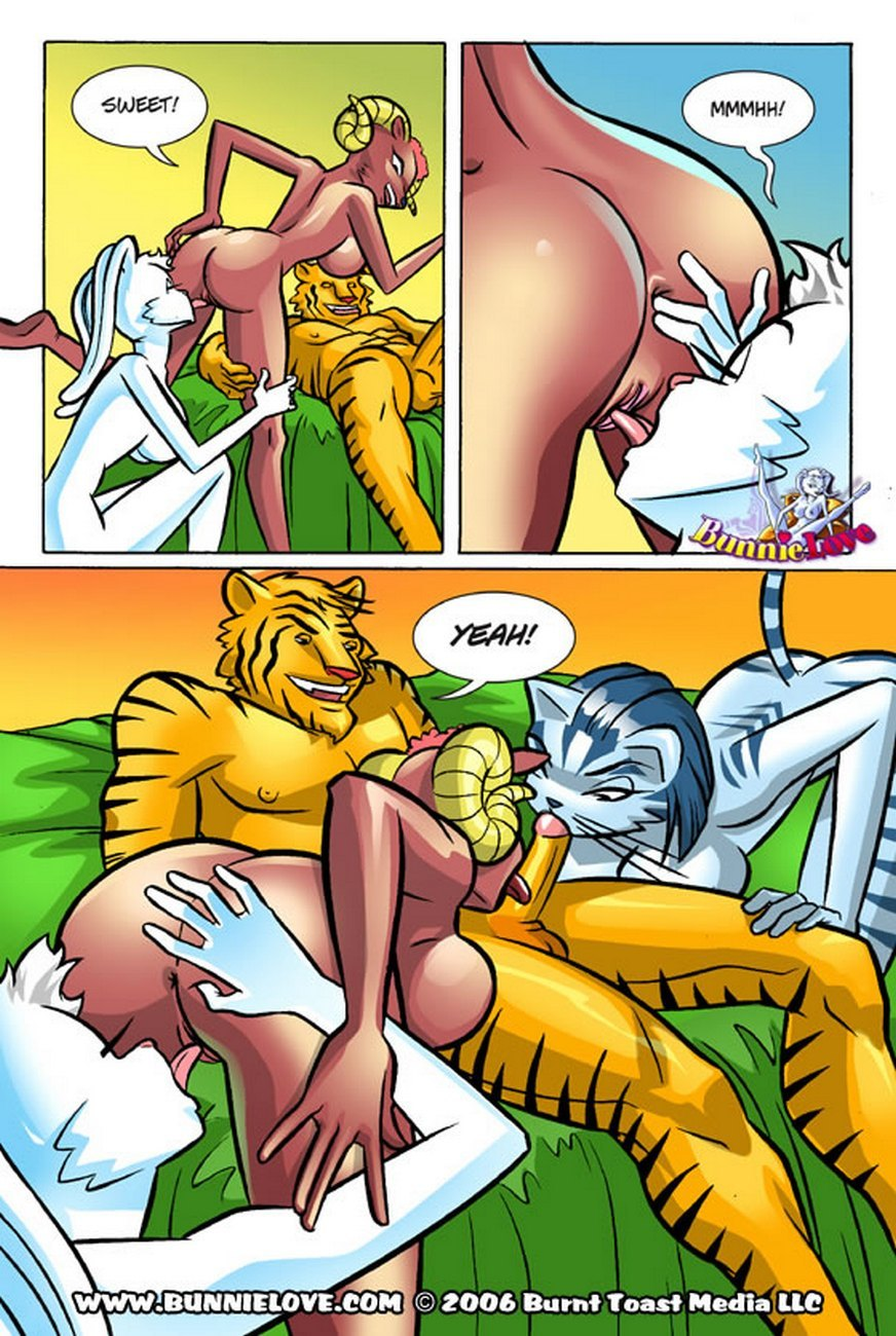 Bunnie Love 6 37 free sex comic