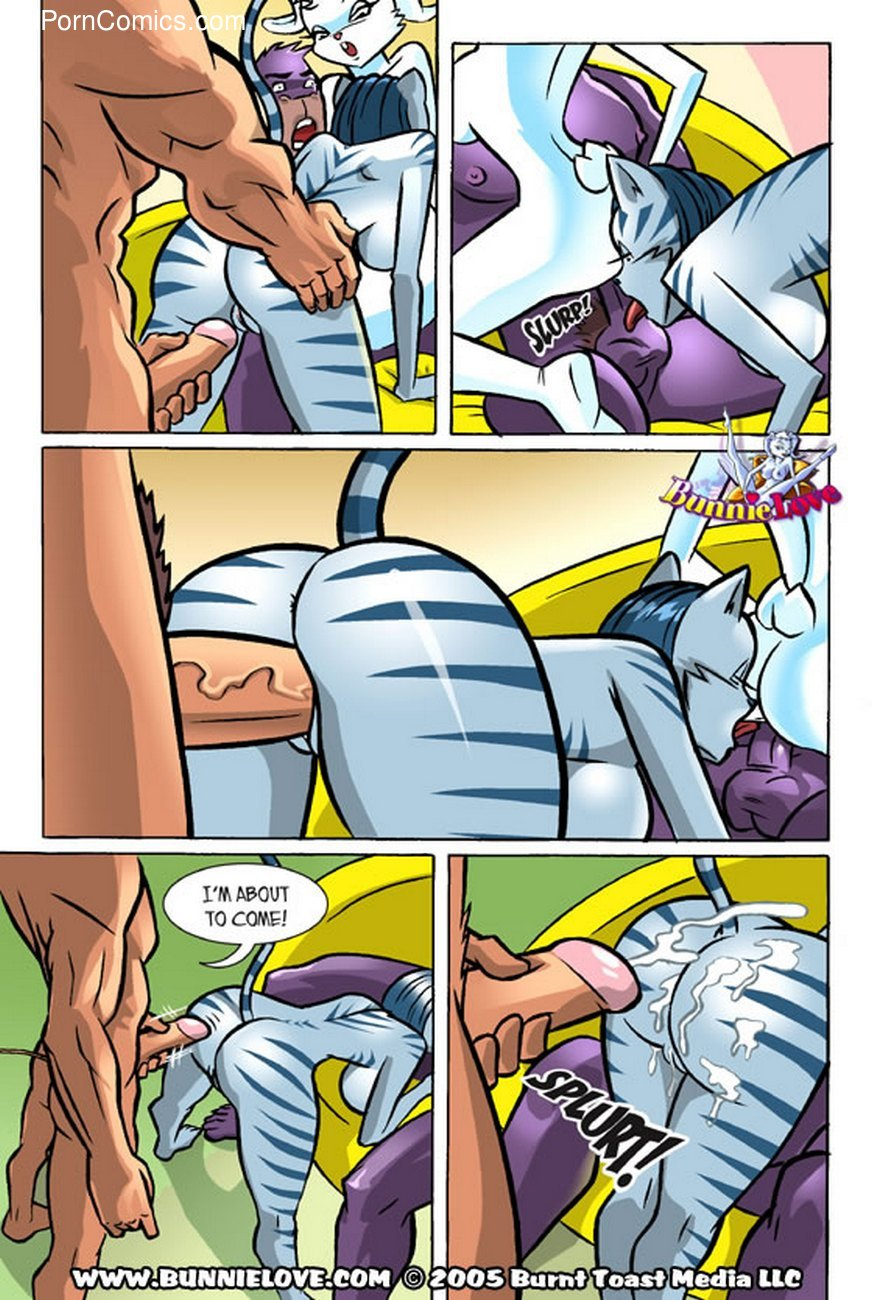 Bunnie Love 6 9 free sex comic