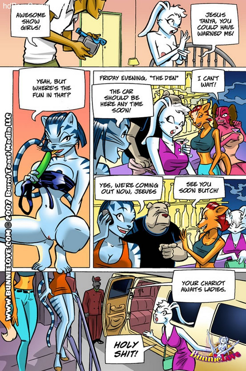 Bunnie Love 7 Sex Comic