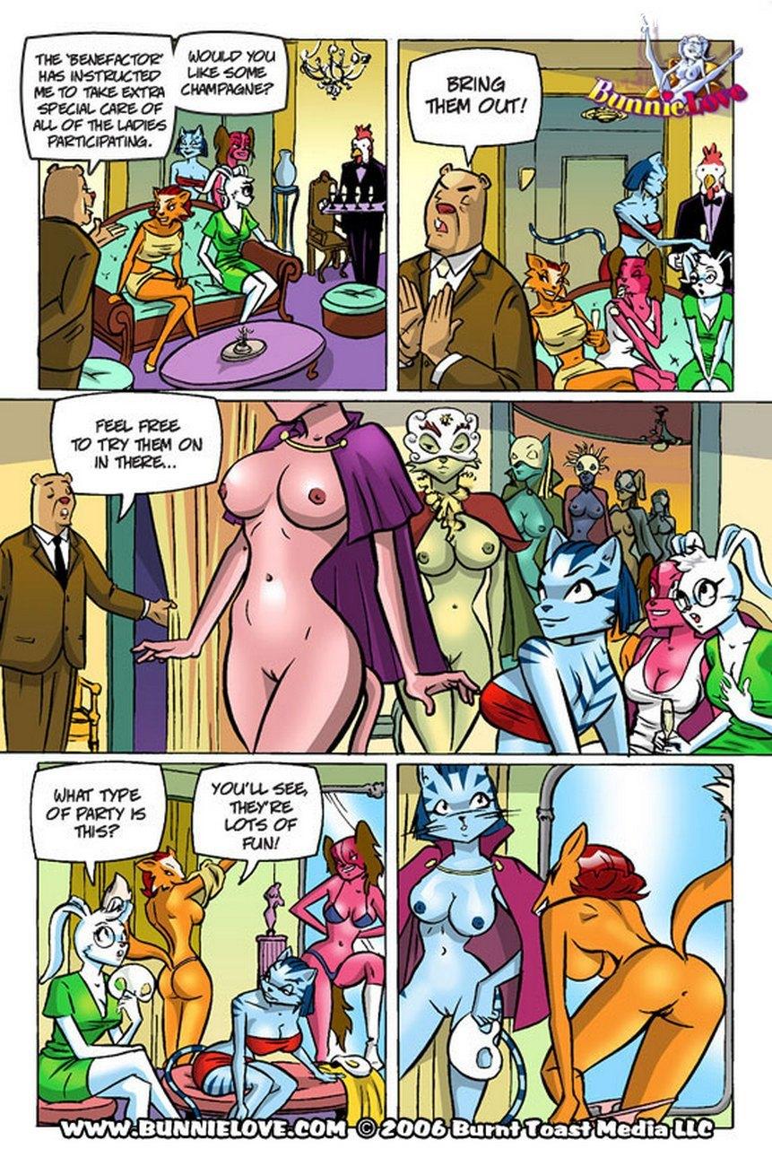Bunnie Love 7 3 free sex comic