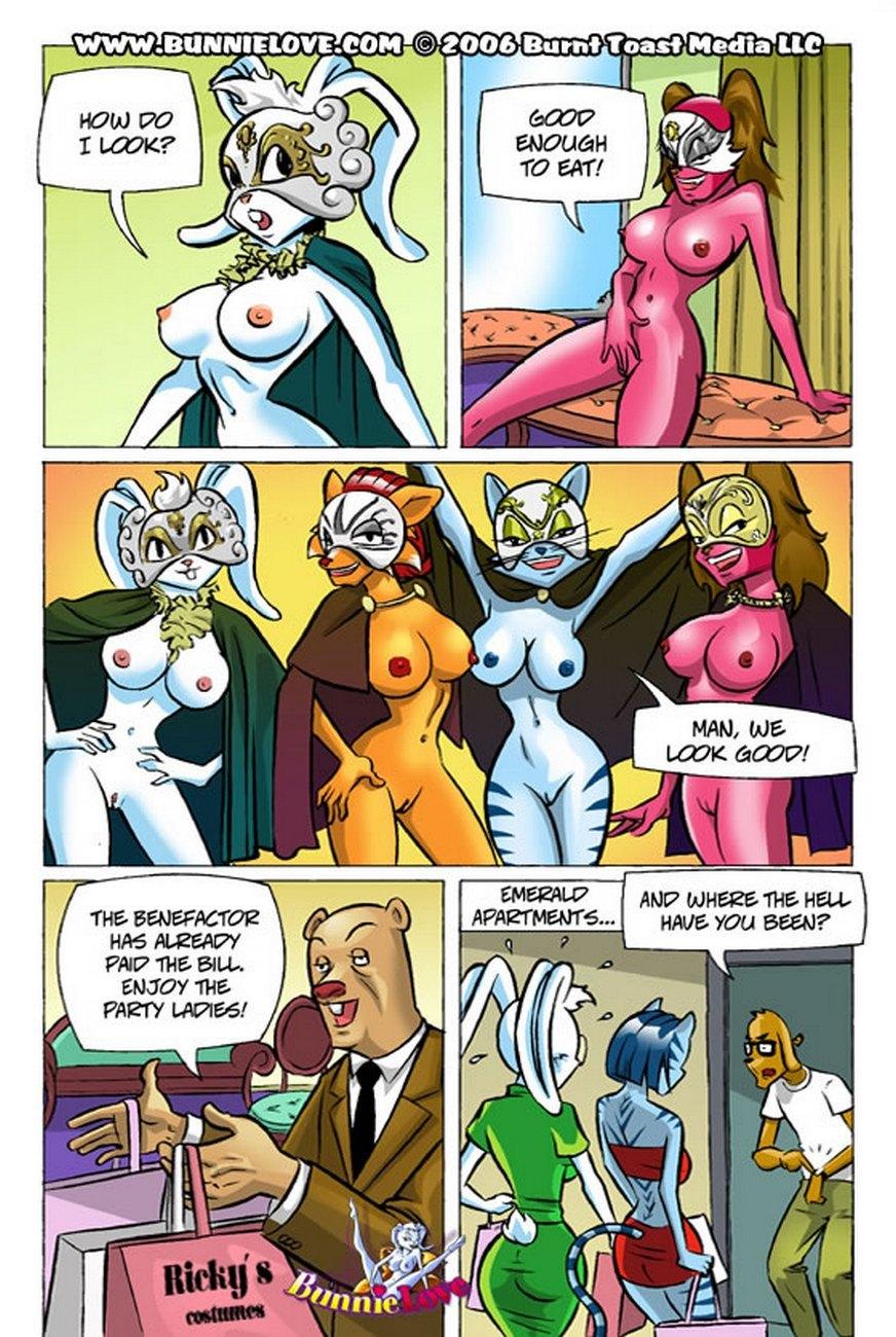 Bunnie Love 7 4 free sex comic