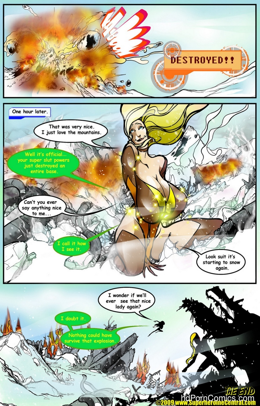 Buterscotch Cow 1 – No Pain No Gain comic porn