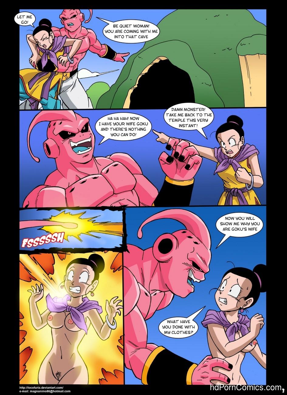 Buu's Bodies 3 free sex comic