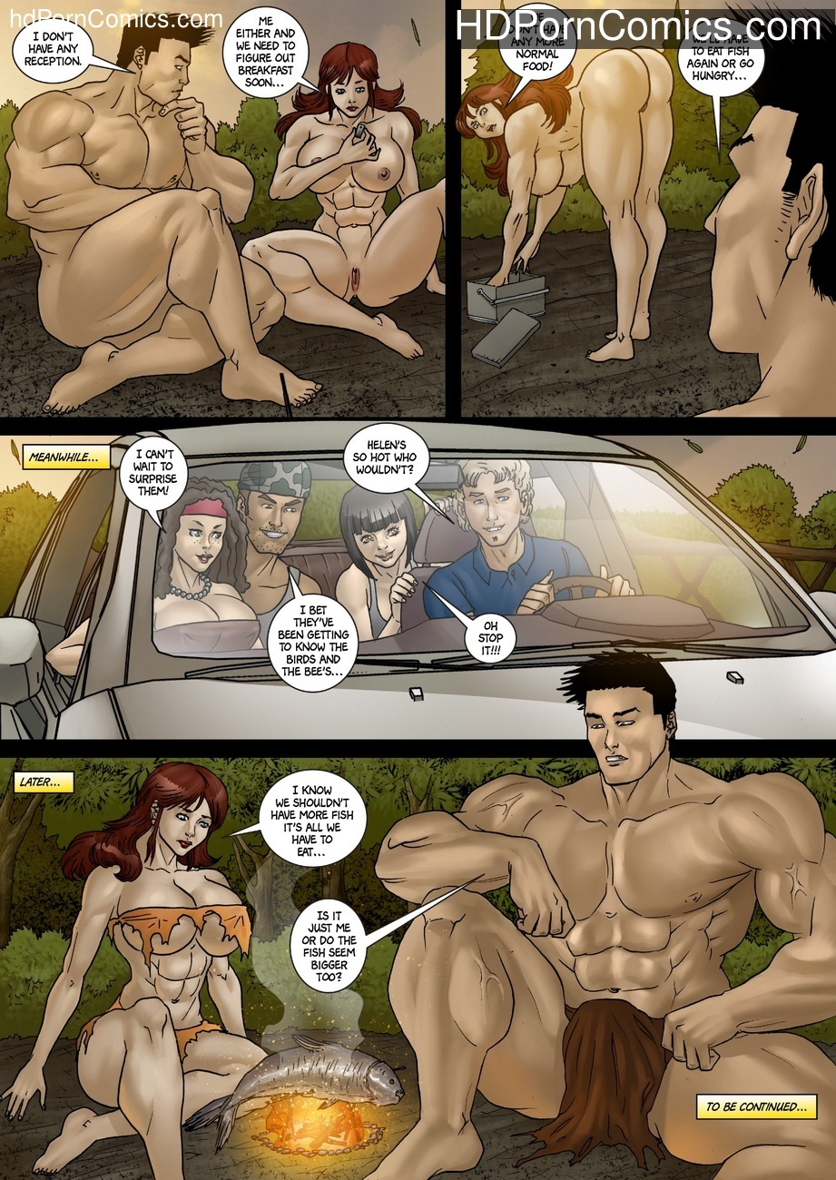 Camp And Grow 1 Sex Comic