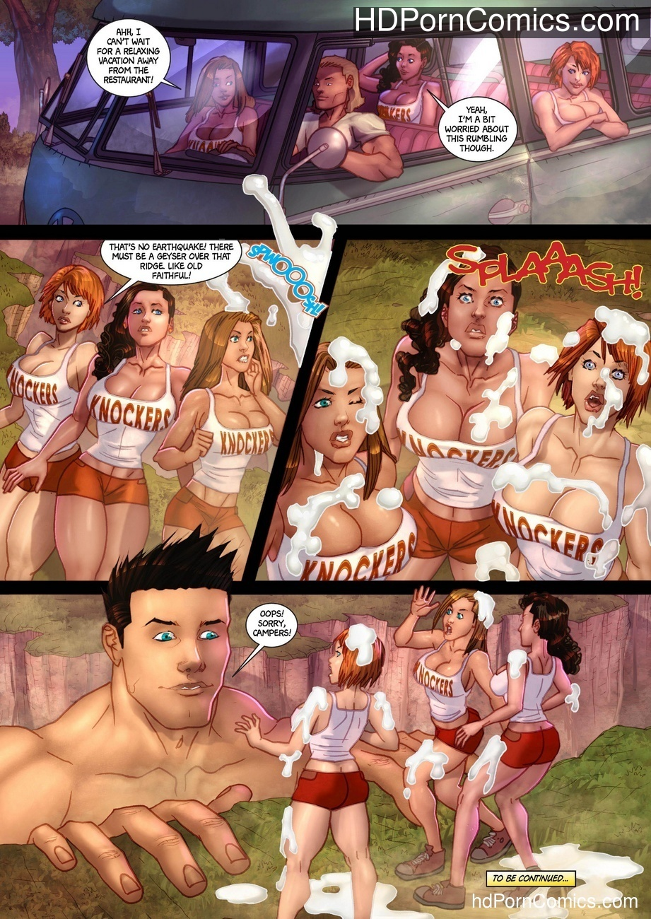 Camp And Grow 2 Sex Comic