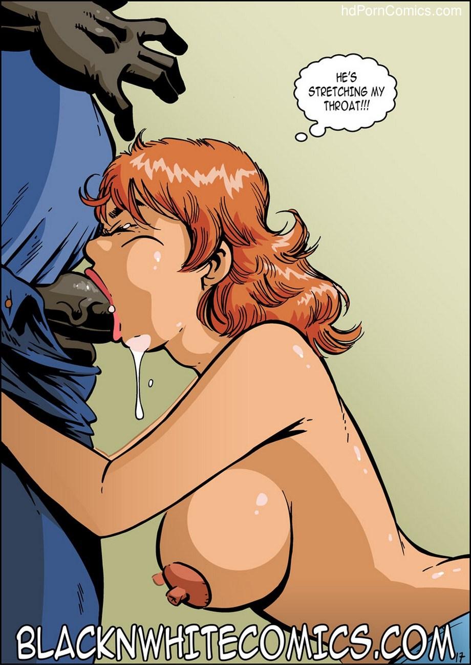 Campus Police 18 free sex comic