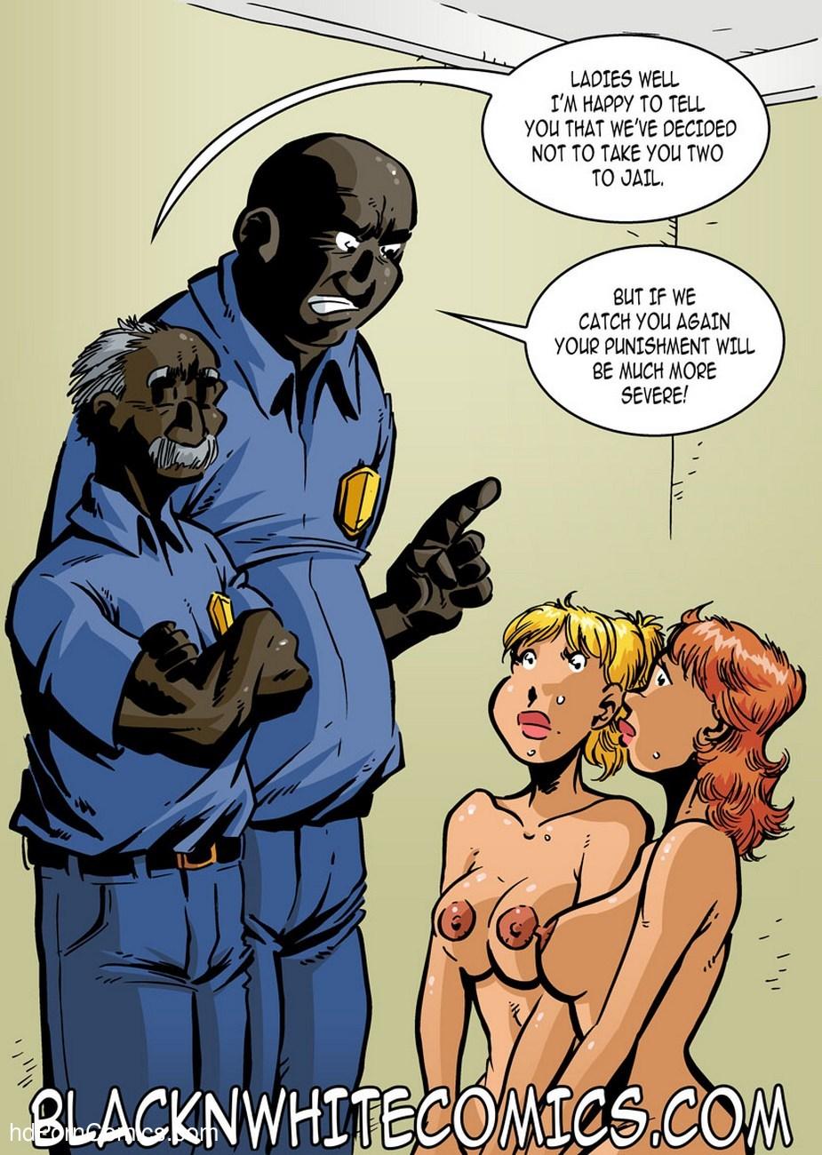 Campus Police 36 free sex comic