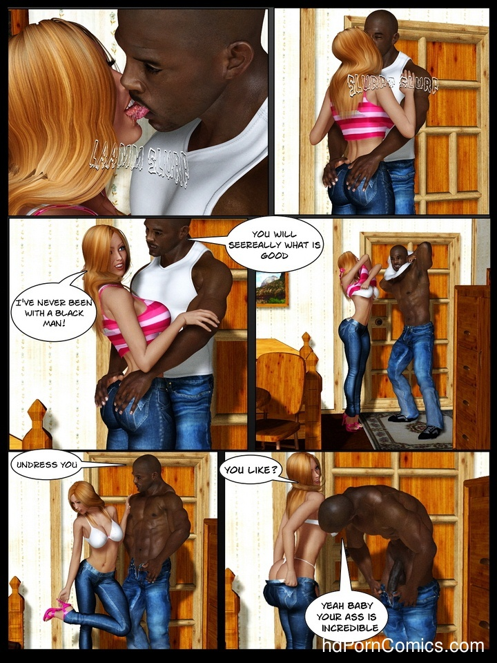 Candie Your First Time a Black Man19 free sex comic