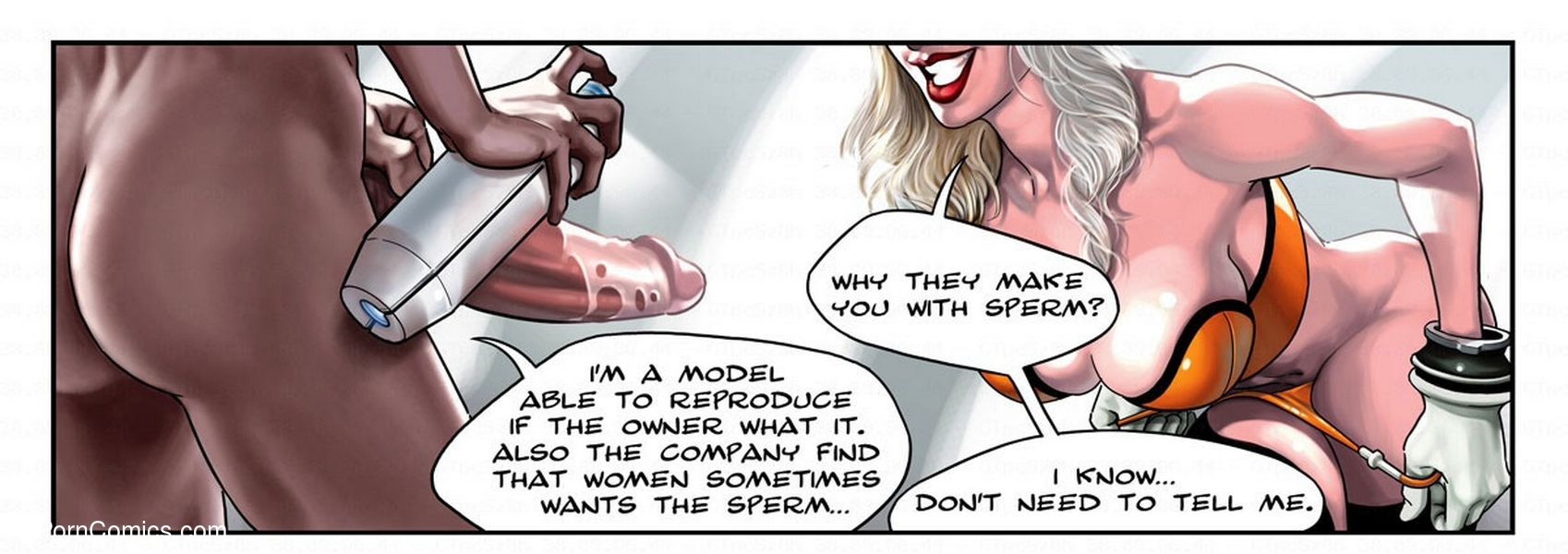 Captain Space5 free sex comic