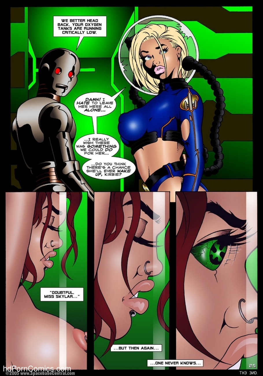 Carnal Science 1 Sex Comic