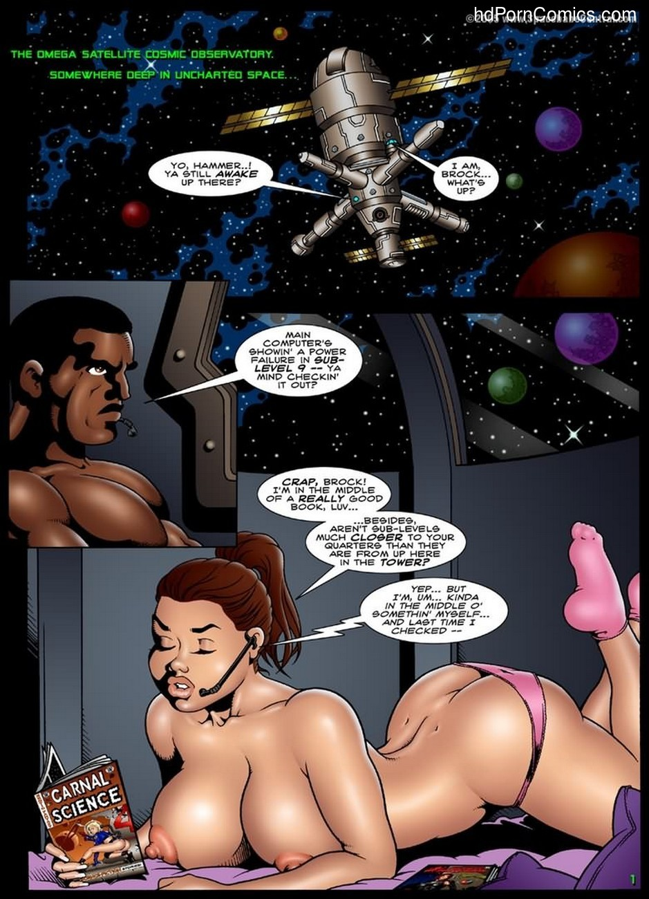 Carnal Science 2 2 free sex comic