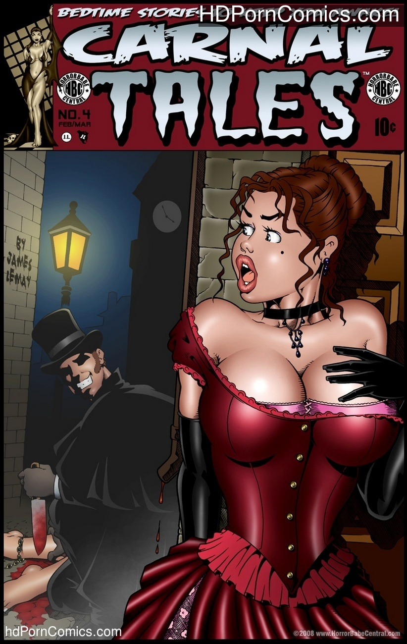 Carnal Tales 4 Sex Comic