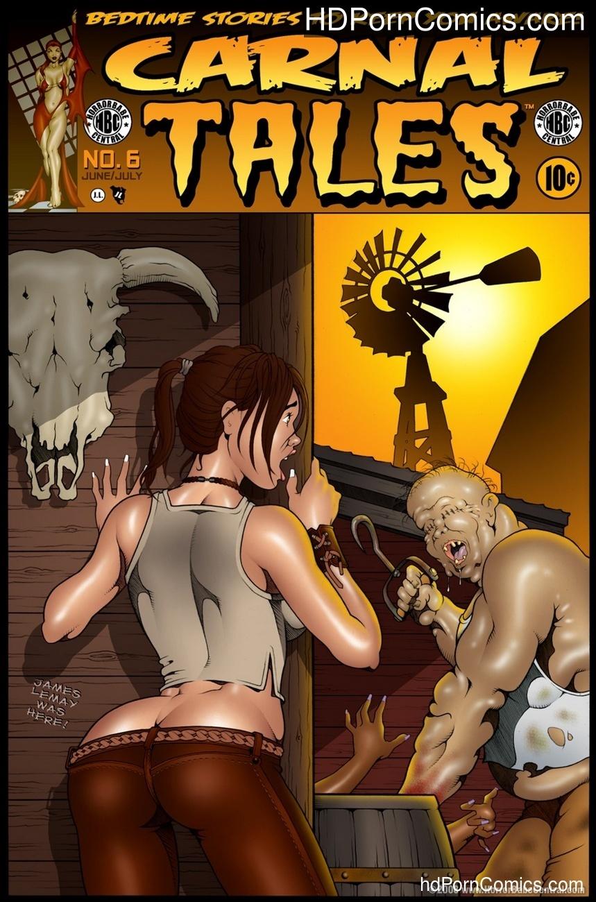 Carnal Tales 6 Sex Comic