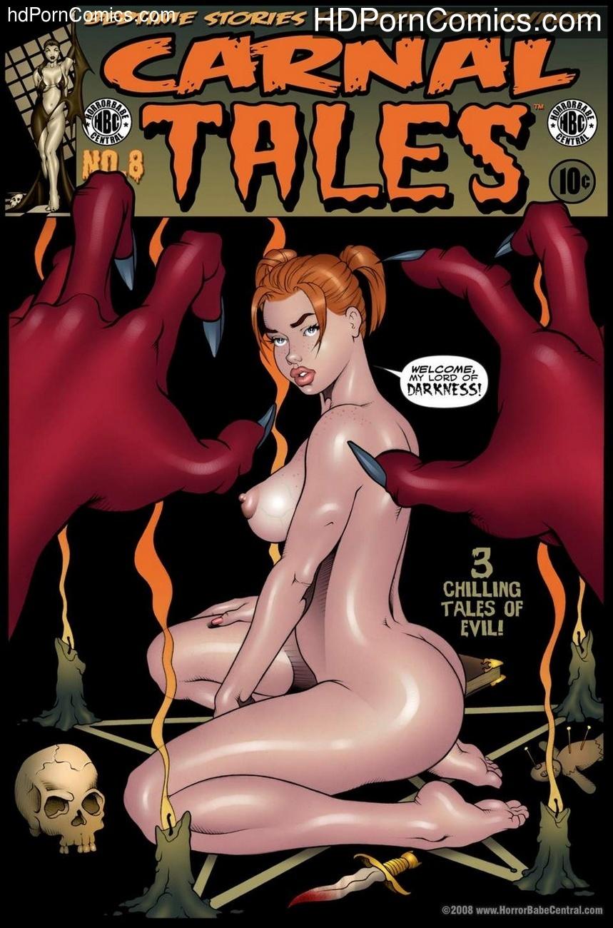 Carnal Tales 8 Sex Comic