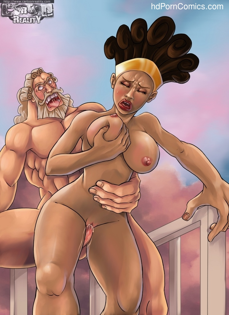 Cartoon porn uncensored