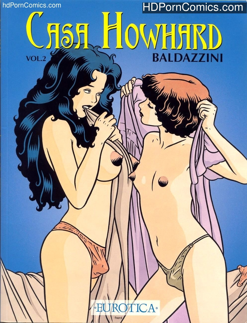 Casa Howhard 2 Sex Comic