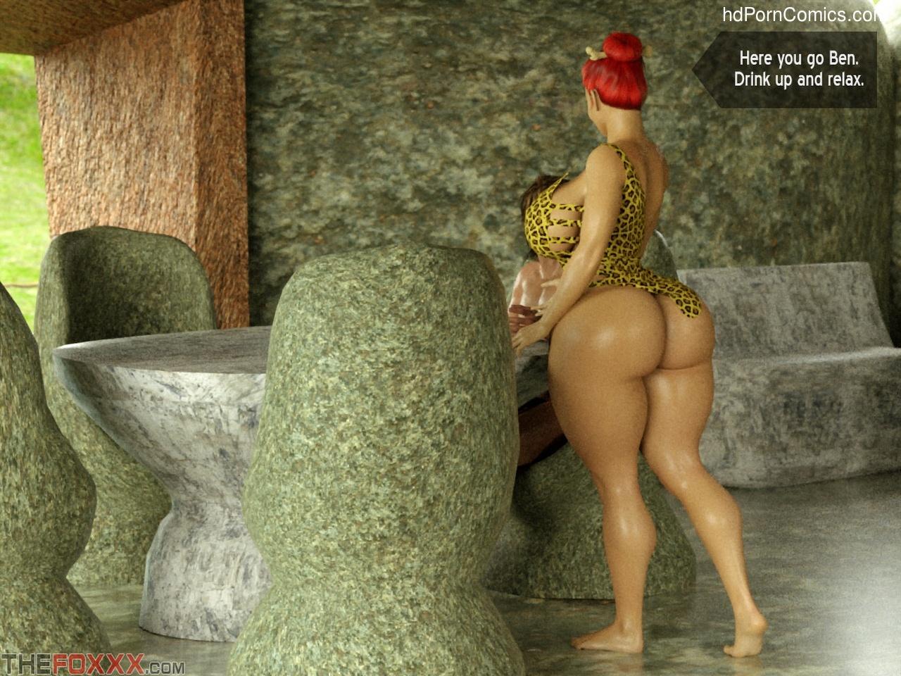 Cavevixens-113 free sex comic