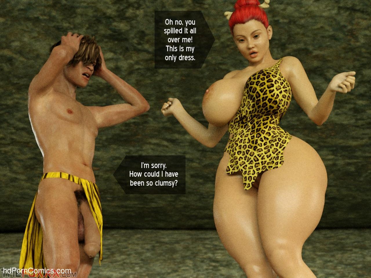 Cavevixens-120 free sex comic
