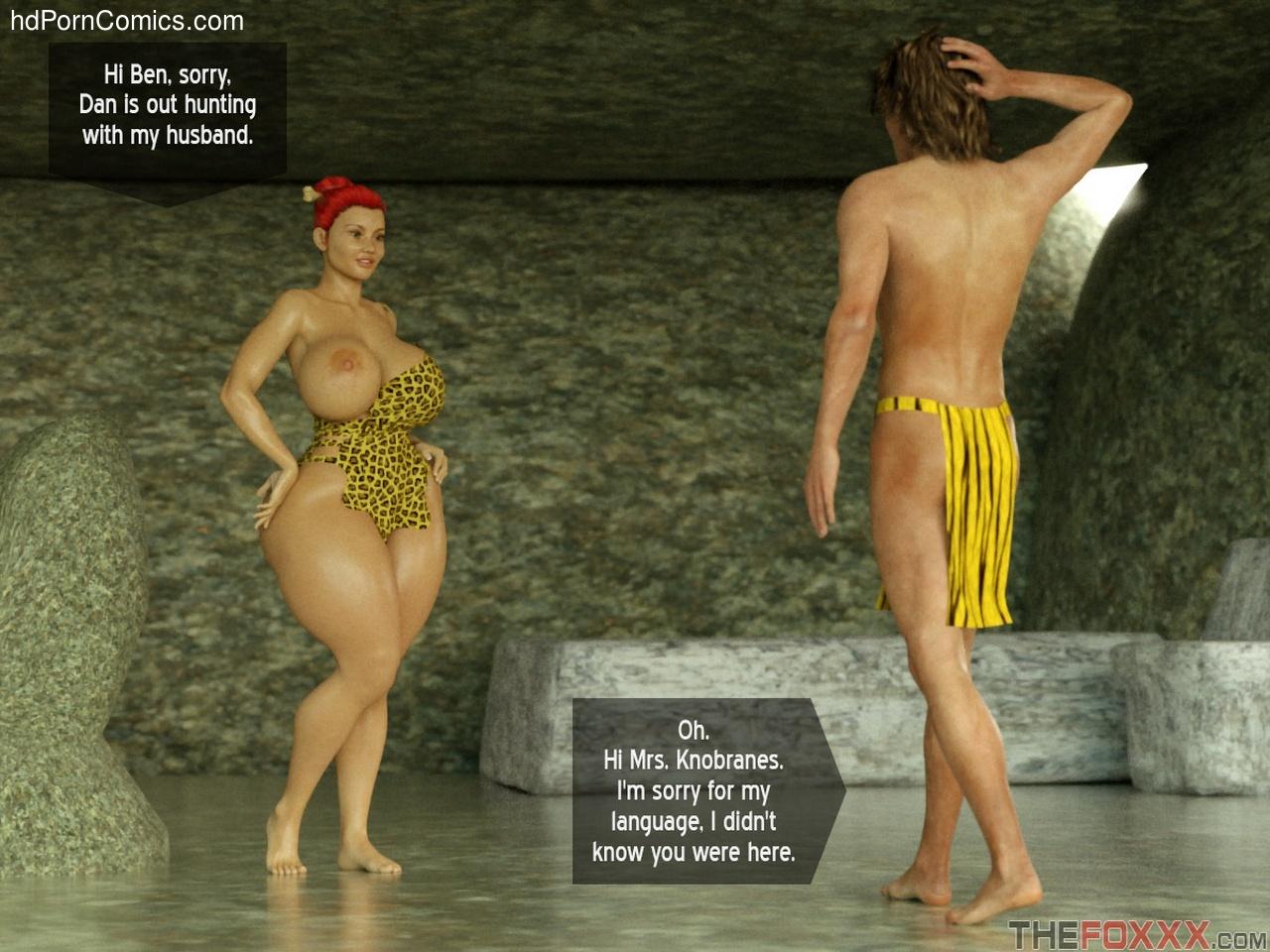 Cavevixens-14 free sex comic