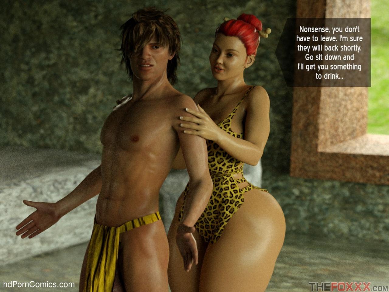 Cavevixens-16 free sex comic