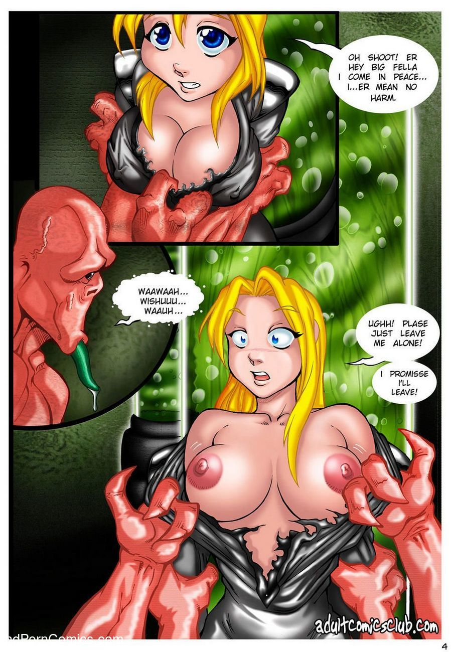 Chasity Chase 5 free sex comic