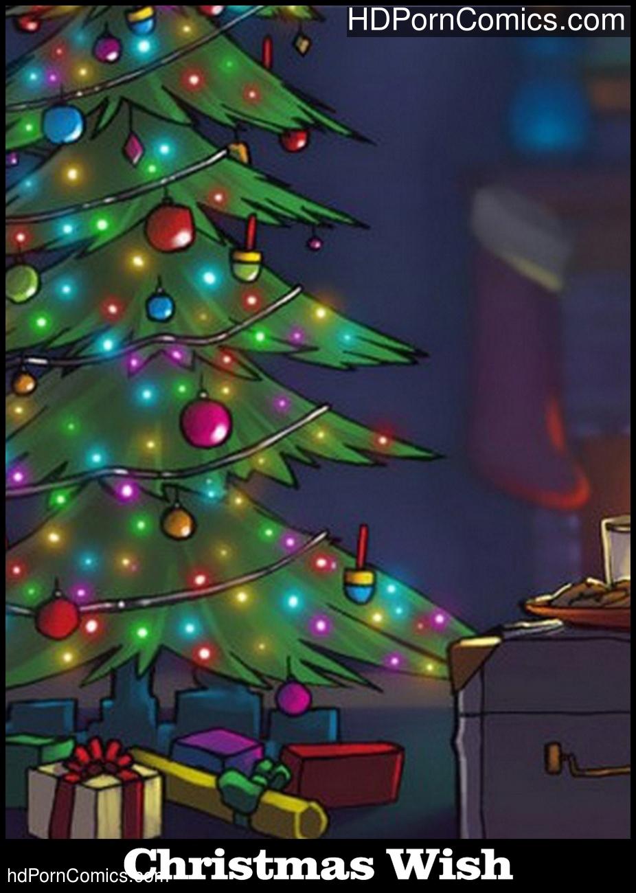 Christmas Wish Sex Comic