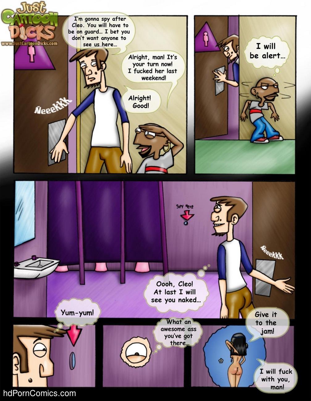 Clone High 4 free sex comic