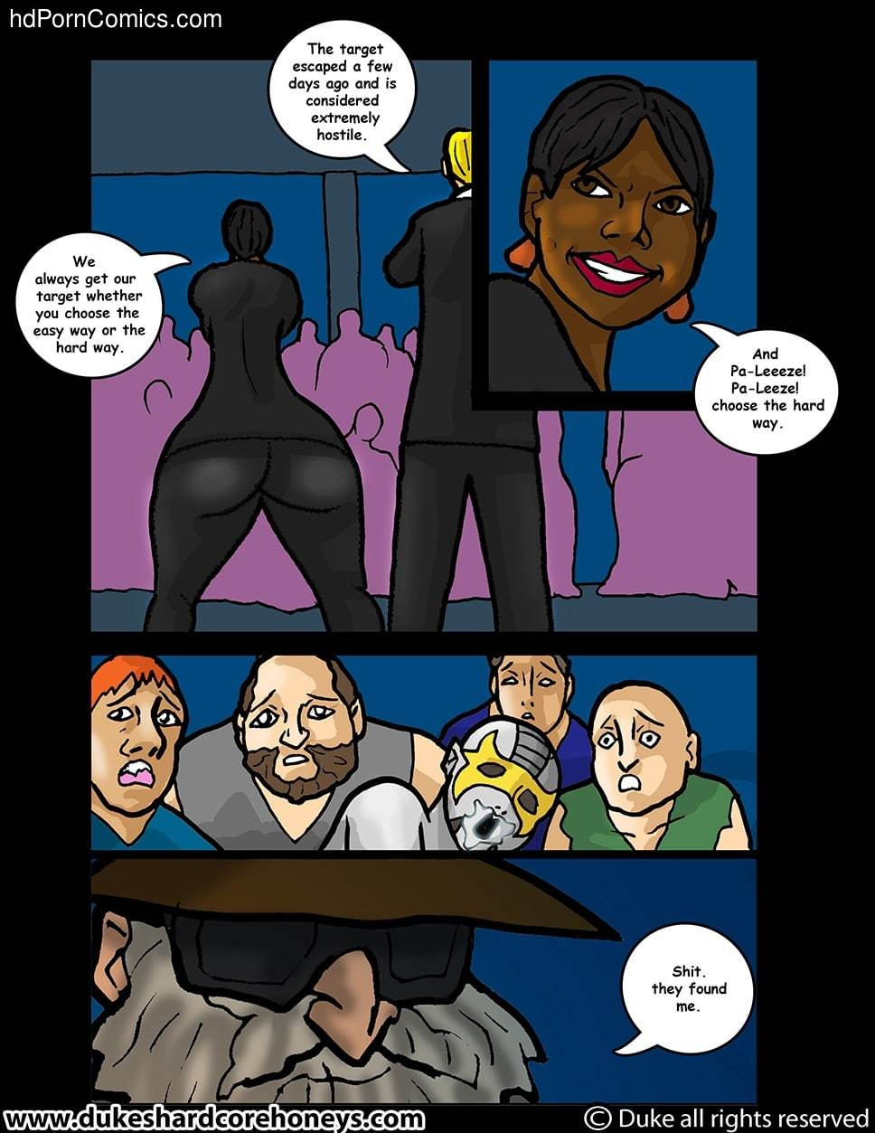 Close Encounters Scil 610 free sex comic