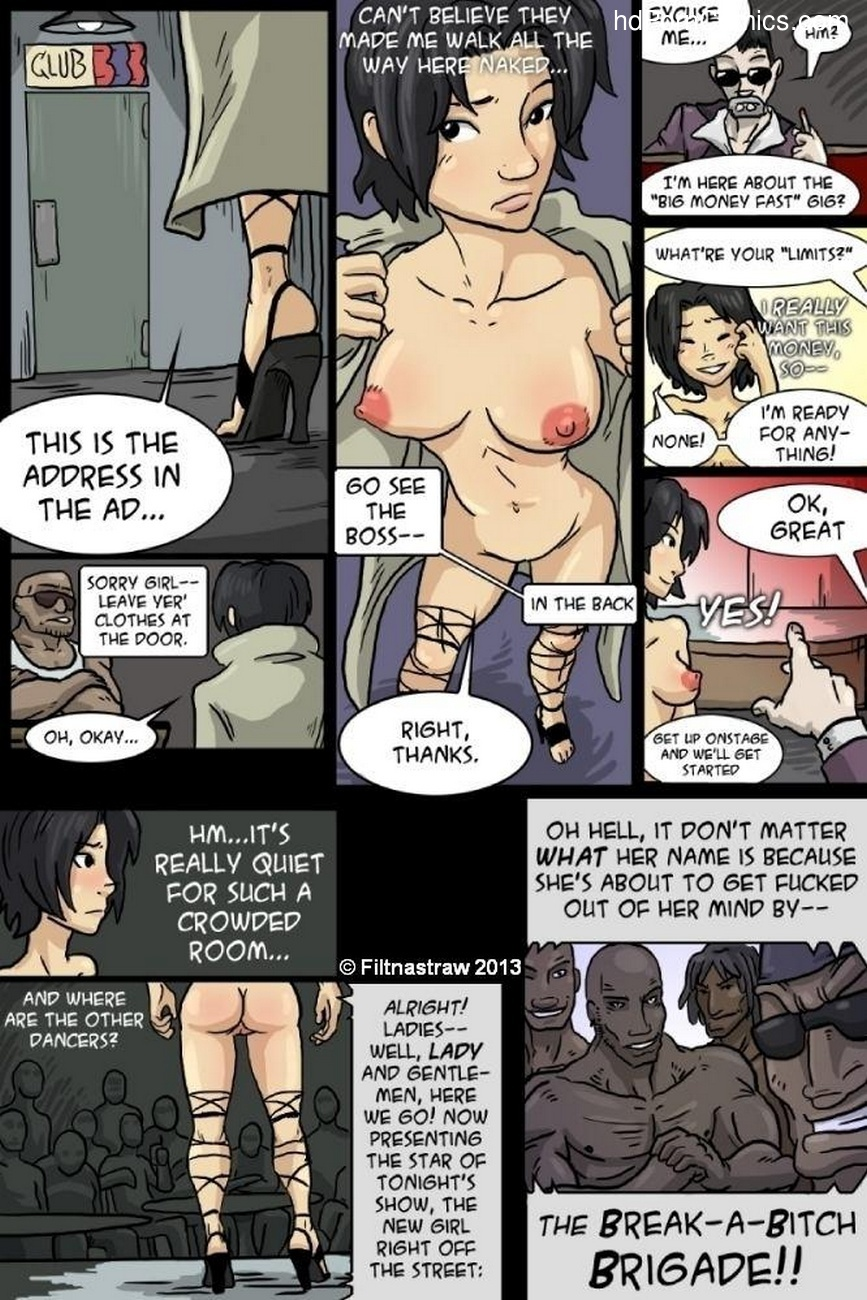 Club BBB 1 2 free sex comic