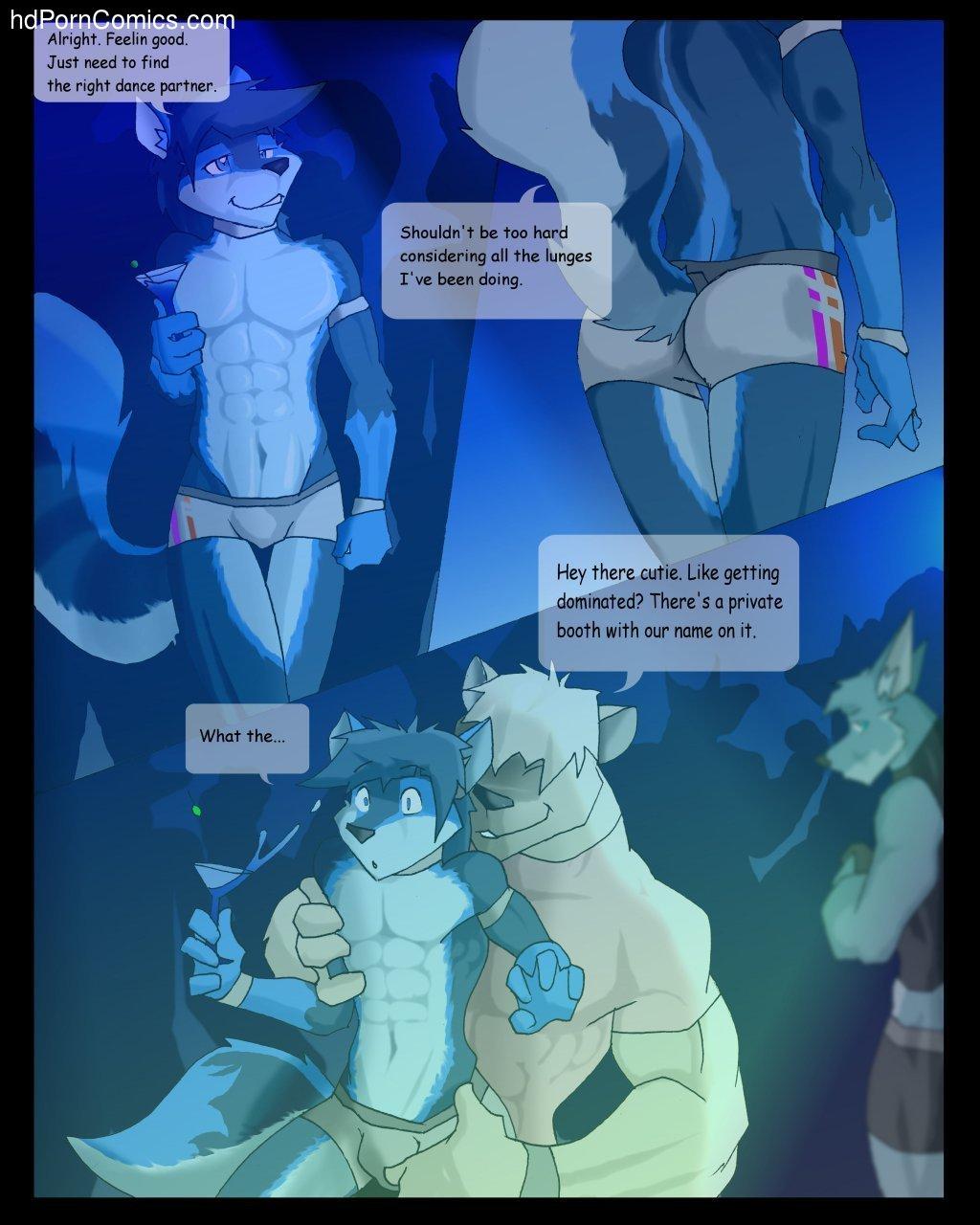 Club Nights 3 free sex comic