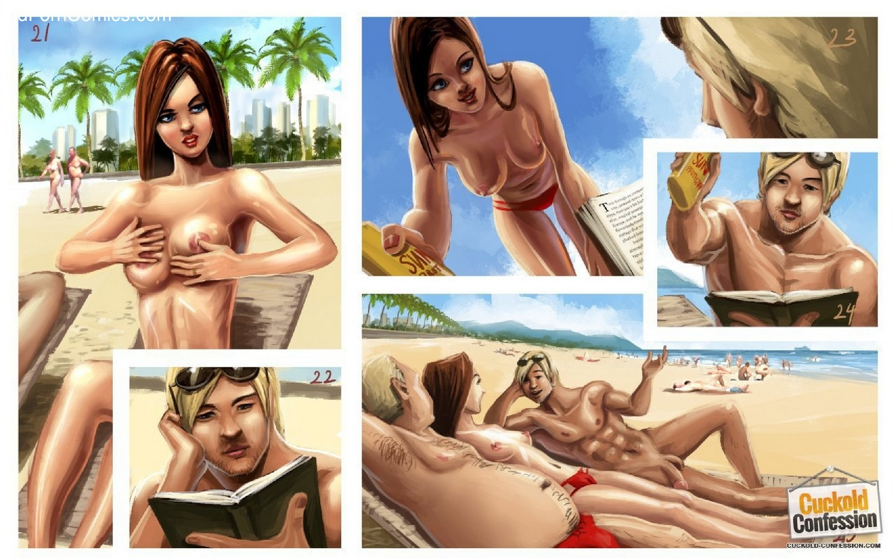 Confessions Of A Cuckold 14 free sex comic