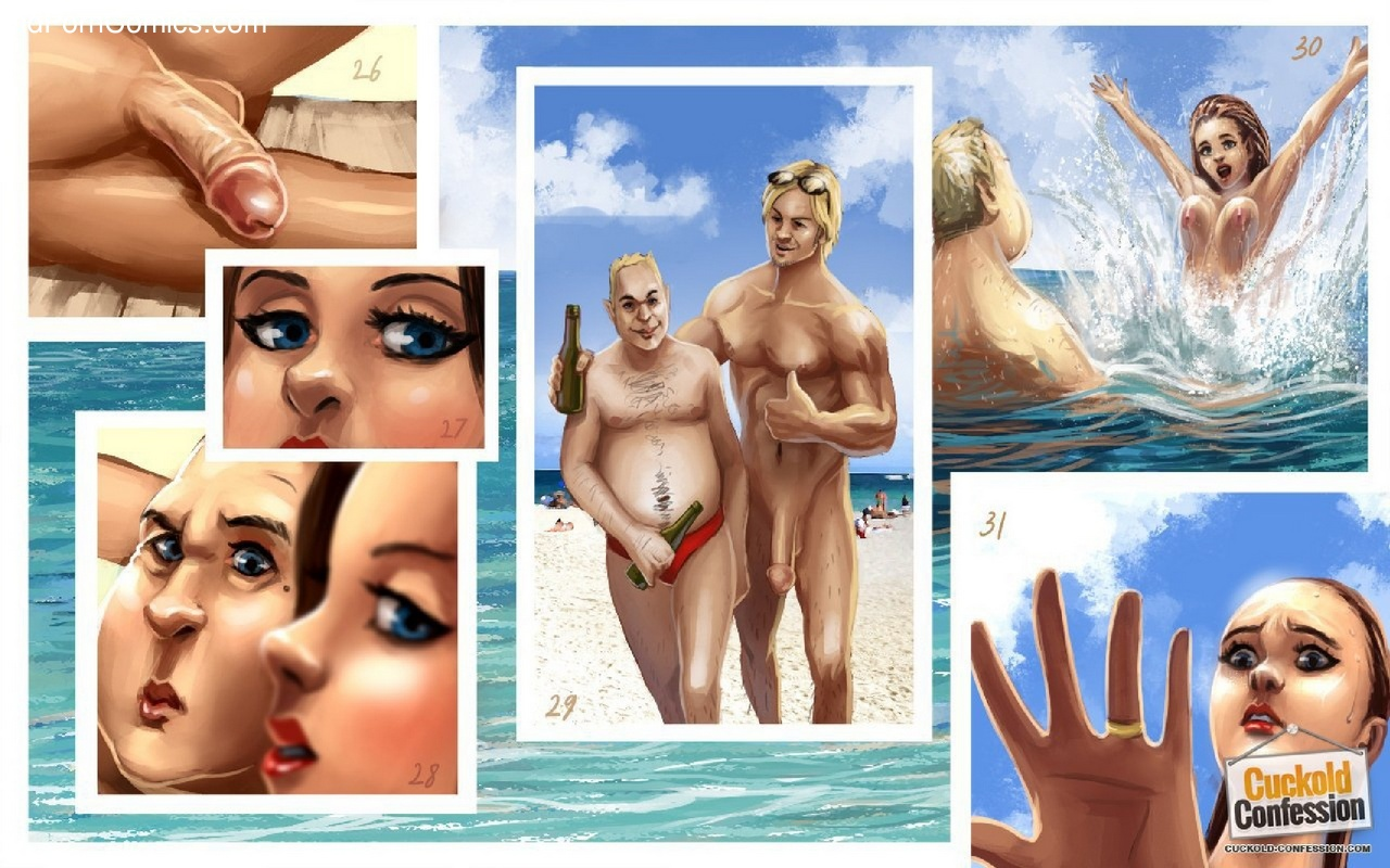 Confessions Of A Cuckold 15 free sex comic