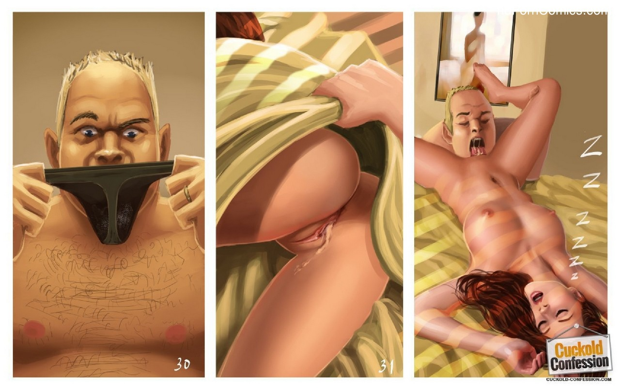 Confessions Of A Cuckold 43 free sex comic