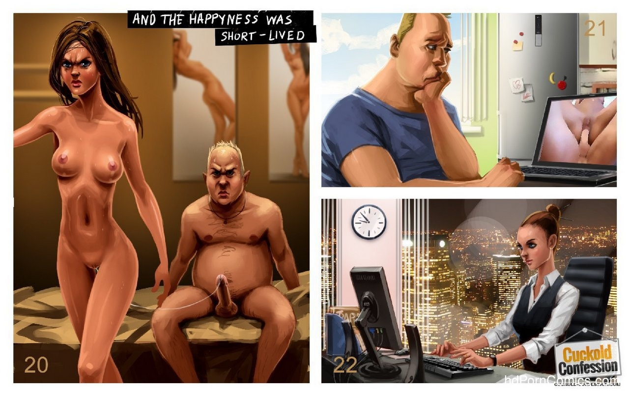 Confessions Of A Cuckold 7 free sex comic