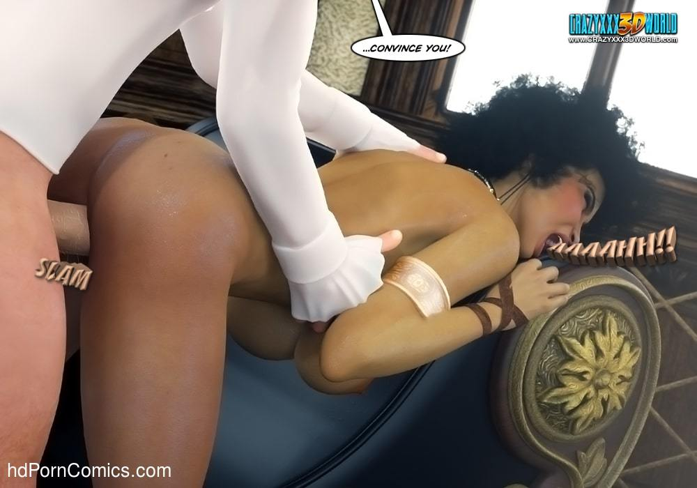 Crazyxxx World- Legacy 3225 free sex comic