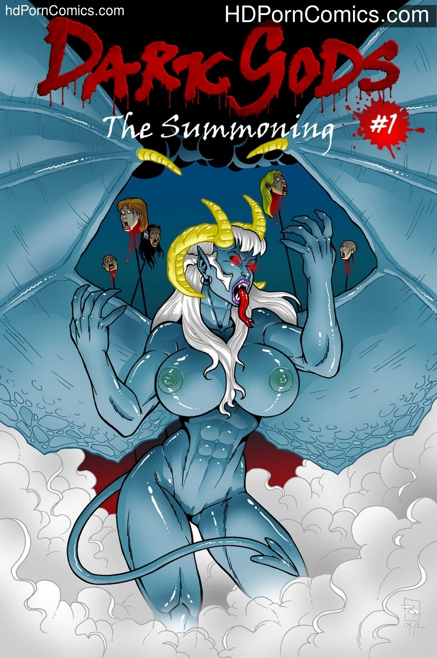 Dark Gods 1 – The Summoning comic porn
