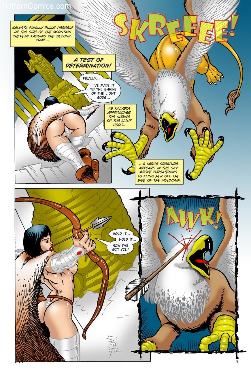 Dark Gods 1 - The Summoning 19 free sex comic
