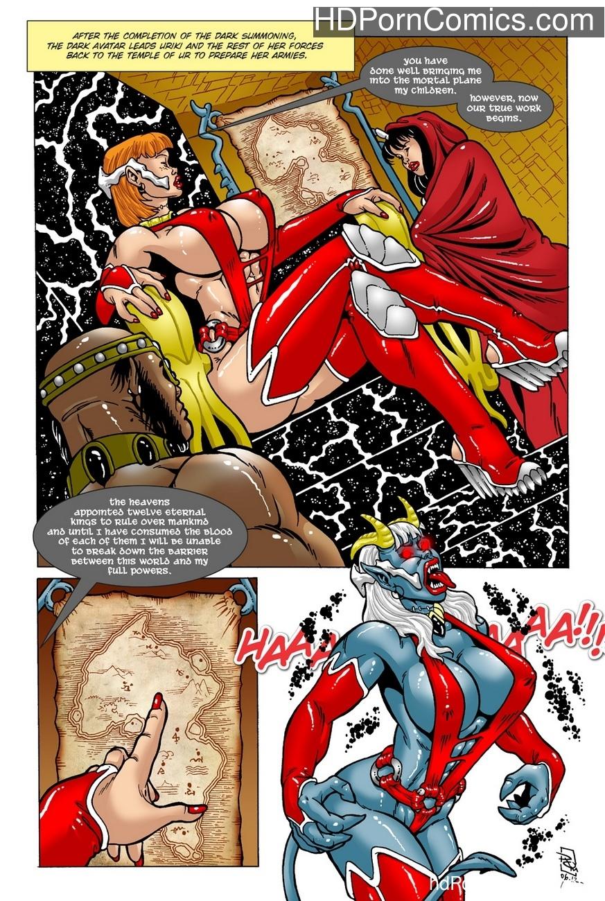 Dark Gods 1 - The Summoning 21 free porn comics
